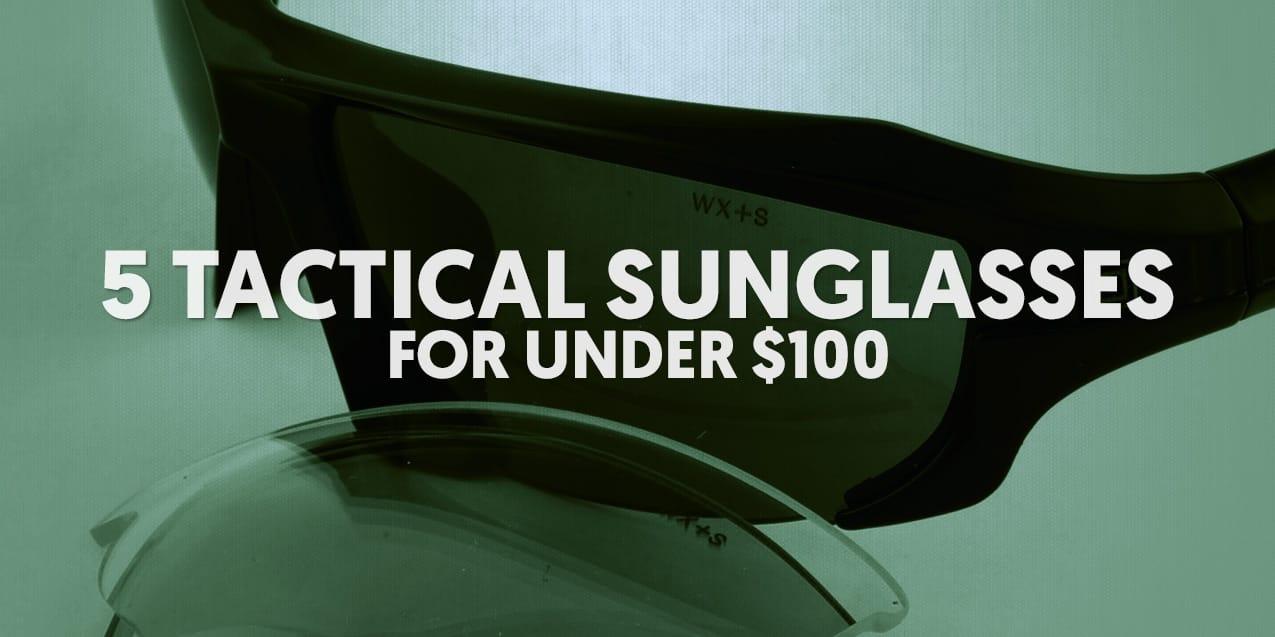 0180d7e5c35d3 5 Tactical Sunglasses for Under  100