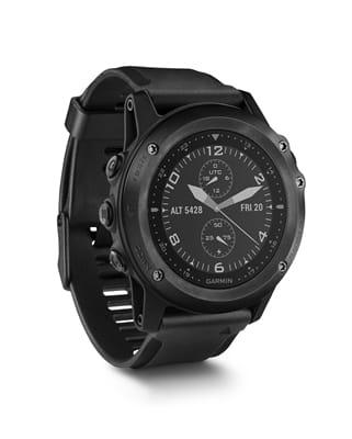 Picture of Tactix Bravo Watch - Black - Silicone Strap