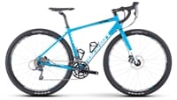 Picture of Haanjenn Tero Bike - 2017 - Blue - L 56cm
