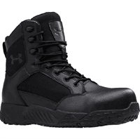 Picture of Men's Stellar Protect Tactical Boots - Black - 9.5