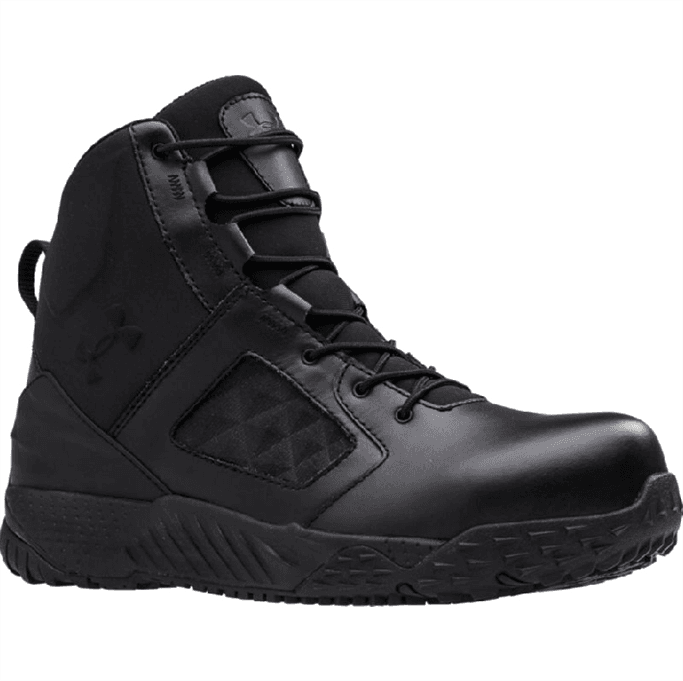 2e8f5eae63c Under Armour - Men's Zip 2.0 Protect Tactical Boots Military ...