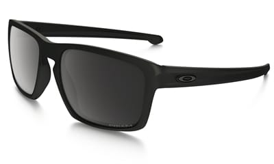 Picture of Sliver Polarized Sunglasses - Matte Black with Prizm Black Polarized
