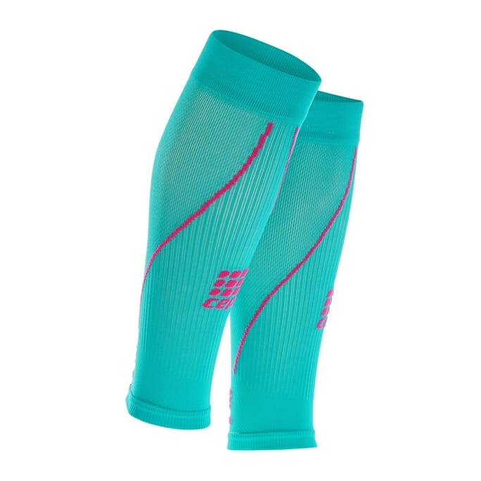c7b2e6786b Women's Pro+ Calf Sleeves 2.0 - Lagoon/Pink - 2. Women's Pro+ Calf Sleeves  2.0. CEP Compression