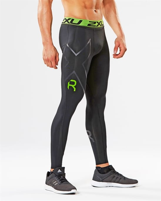 a96984f914 2XU - Men's Refresh Recovery Compression Tights Military Discount | GovX