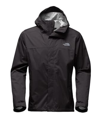 Picture of Men's Venture 2 Jacket - TNF Black/TNF Black - L