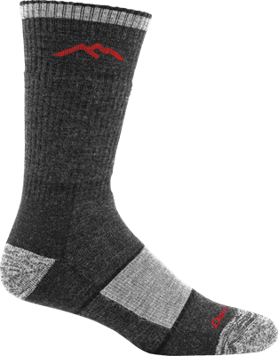 Picture of Merino Wool Boot Sock Full Cushion Socks - Black - S