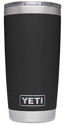 Picture of 20oz Rambler Tumbler with MagSlider - Black - 20 oz