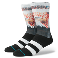 Picture of Men's Defender Socks - Black - M