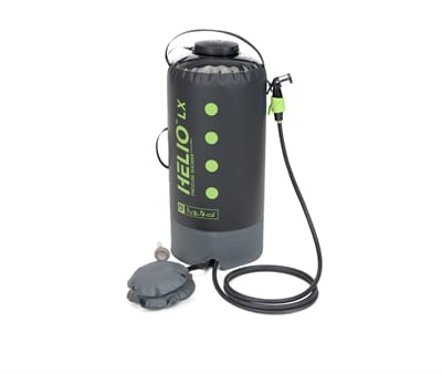 Picture of Helio LX Pressure Shower - Black/Apple Green