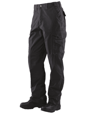 Picture of Men's 24-7 Series® Tactical Pants - 100% Cotton Canvas - Black - 36 - 30