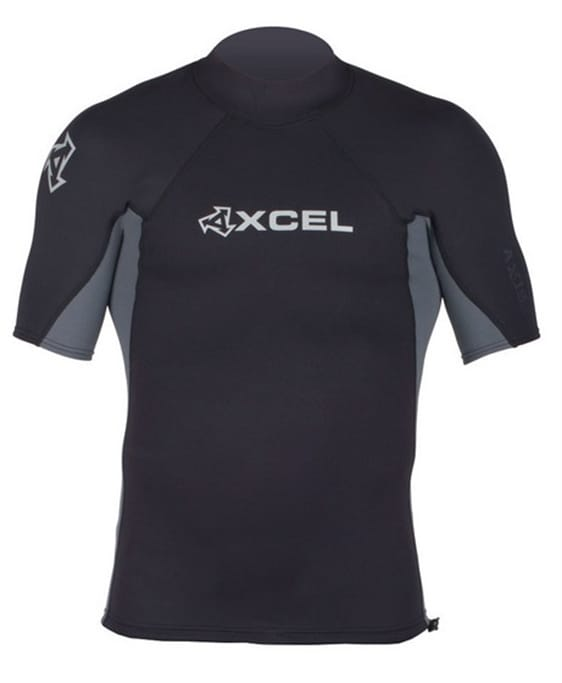 443a3f2aa4 Xcel Wetsuits - 1 0.5Mm Axis Basic Short Sleeve Top Gov t   Military ...