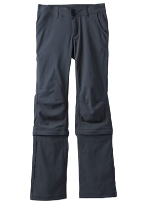 Picture of Halle Convertible Pants - Coal - 4 - Regular