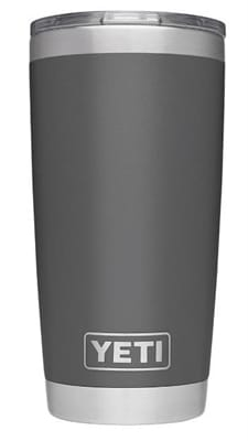 Picture of 20oz Rambler Tumbler with MagSlider - Charcoal - 20 oz