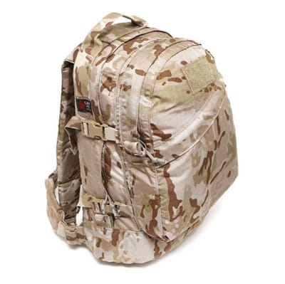 Picture of Standard Three Day Assault Pack with Slick Front - Arid Multicam