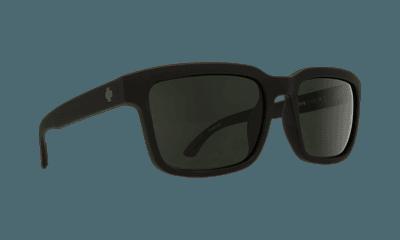 Picture of Helm 2 Polarized Sunglasses - Matte Black/Happy Gray Green Polar