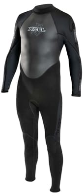 Picture of 3/2M Thermolite Fullsuit - Black - L