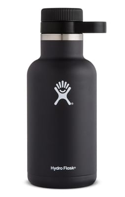 Picture of 64oz Stainless Steel Beer Growler - Black