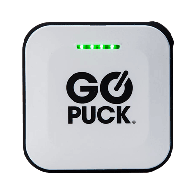 Picture of Go Puck 5X - White/Black