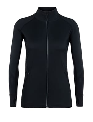 Picture of Women's Tech Trainer Hybrid Jacket - Black - S