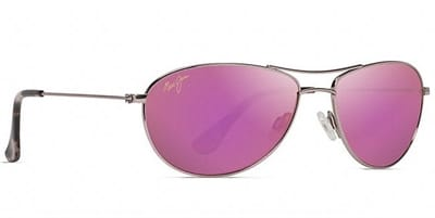 Picture of Baby Beach Sunglasses - Rose Gold - Maui Sunrise