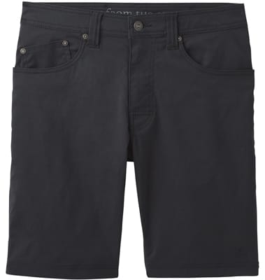 "Picture of Men's Brion Shorts - 11"" Inseam - Black - 32"