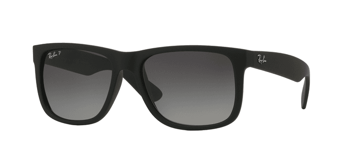 0a8e9dd1f20 Ray-Ban - Justin Classic Polarized Sunglasses Military Discount