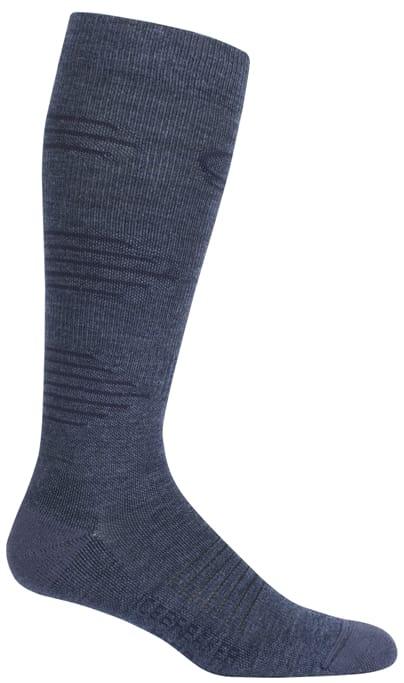 bd65a783a6 Men's Multisport+ Compression OTC Socks - Fathom Heather/Midnight Navy - S