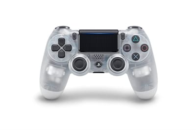 Picture of DualShock PS4 Wireless Controller - Crystal