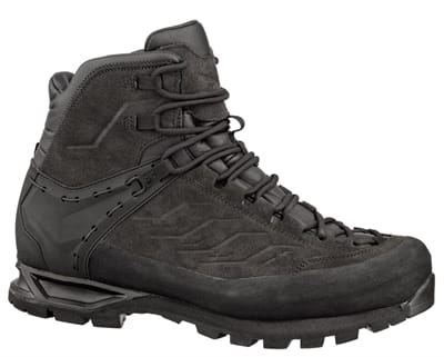 Picture of Men's Mountain Trooper Mid Leather Boots - Black - 9.5
