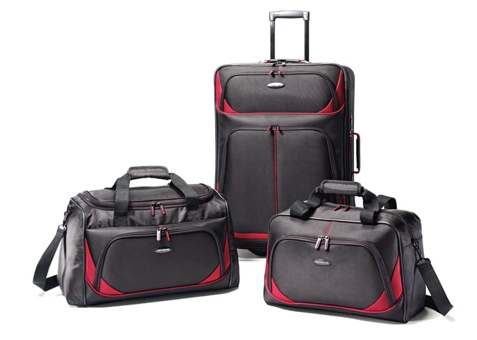 a8a06230a5d9 Samsonite - Tessera 2 Collection Nested 3 Piece Luggage Set ...