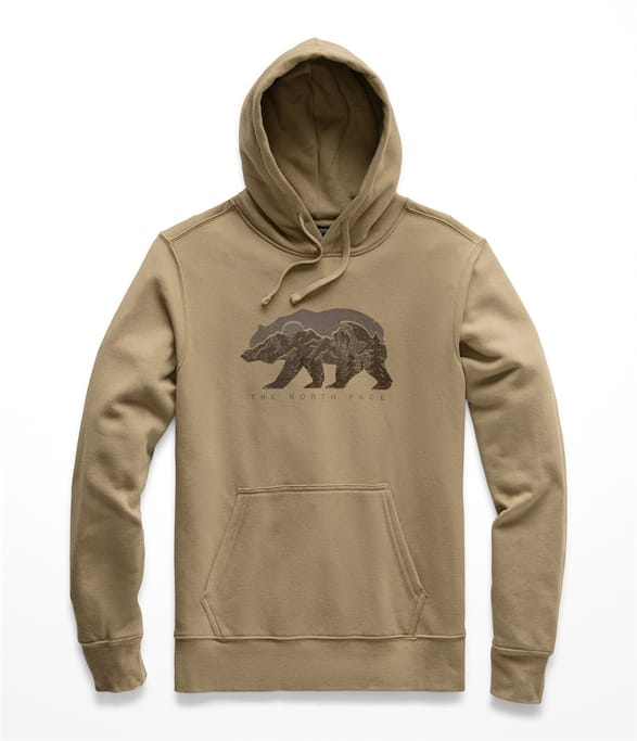 7700de63a The North Face - Men's Bearscape Pullover Hoodie - Military & Gov't ...