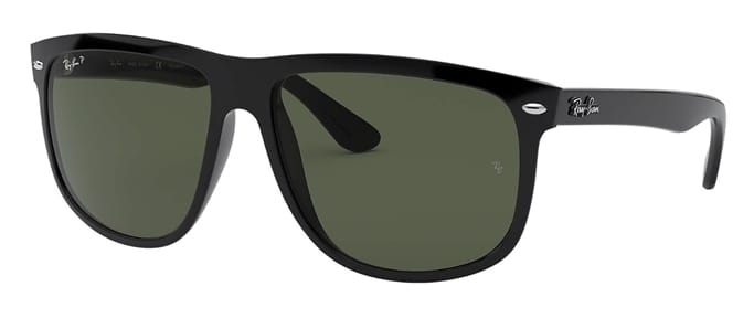Ray-Ban - RB4147 Polarized Sunglasses Military Discount  889fed4362