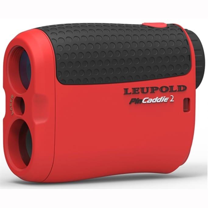 Leupold - PinCaddie 2 Digital Golf Laser Rangefinder