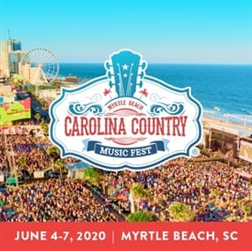 Myrtle Beach Country Music Festival 2020.Discount Carolina Country Music Fest 2020 Tickets For