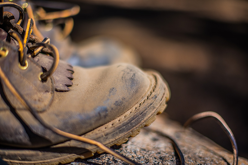 How To Break In Your New Leather Hiking Boots